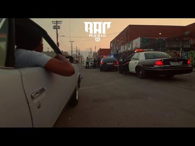 The Notorious B I G ft 2Pac Runnin' Izzamuzzic Remix 24 hours in criminal LA