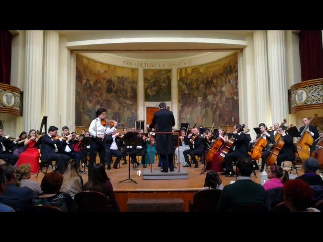 Roman Kim Violin Concerto 1 Moderato eroico 3rd movement