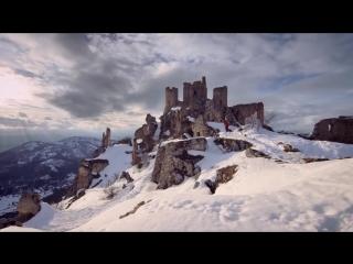 (Teaser) As the Crow Flies- Snowboarding Movie