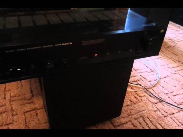 JVC AX 220 Eltax Titanium 1 3