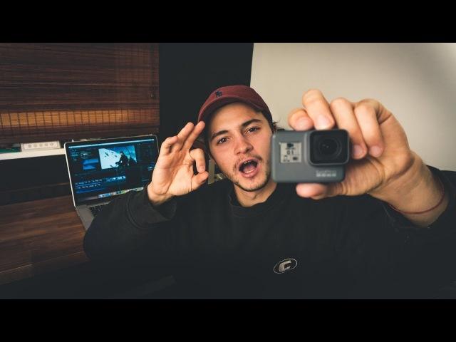 Как я монтирую видео в Final Cut Pro X Купил новую GoPro 6 и Karma Grip Pasha Dolenko Vlog 2018