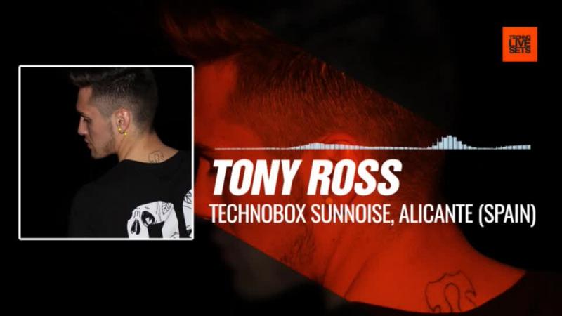 Tony Ross Technobox Sunnoise Alicante Spain 29 09 2017 Music Periscope Techno