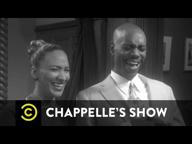 Chappelles Show - The Niggar Family - Uncensored