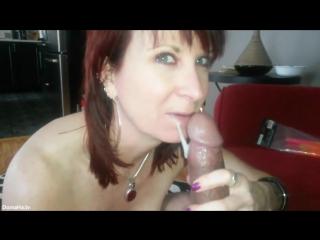 Зрелка сосет член (порно видео секс девушки мамки минет молоденькие мулатки латинки русское)
