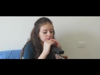Anastasia ASMR - mouth sounds, kisses. АСМР: звуки рта, поцелуи, мур мур