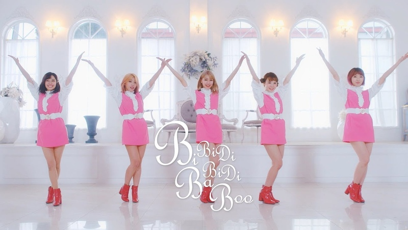 CHERRSEE「BiBiDi BaBiDi Boo」Music Video Dance Ver