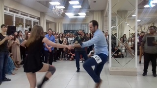 Jack&Jill Intermediate,  Михаил Здорик и Валерия Понькина, Spring Zouk Fest 2019,