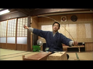 Highly-Skilled Bamboo Craftspersons Specialized in Making The Kishu Fishing Rods(Kishu Herazao)