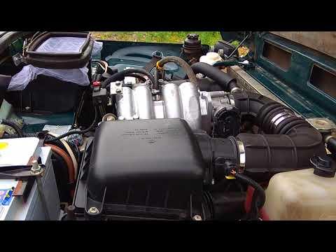 Силовой агрегат после мойки LADA4X4