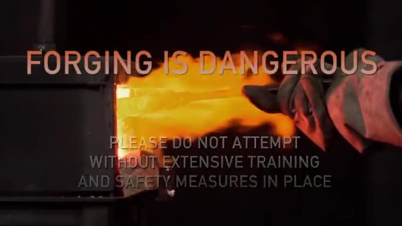 Между молотом и наковальней 5 сезон 36 серия. Китайская алебарда. (TheQinglong Ji) Forged in Fire (2018) ENG