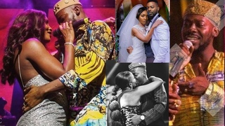Watch First Wedding Video of Simi and Adekunle Gold on the Dance Floor.