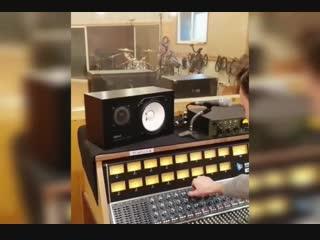 SkippingRope - запись барабанов. . Добролёт.