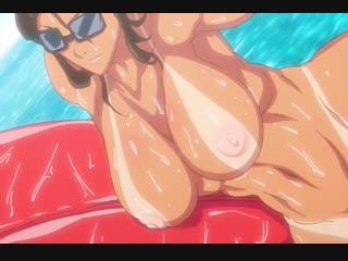 Nudist beach ni shuugakuryokou de!! 01