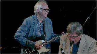 The Only Chrome Waterfall Orchestra ft Bill Frisell - Benny's Bugle (Live at Berklee)