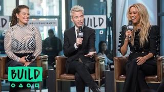 Tyra Banks, Ashley Graham & Drew Elliott On Season 24 Of America's Next Top Model