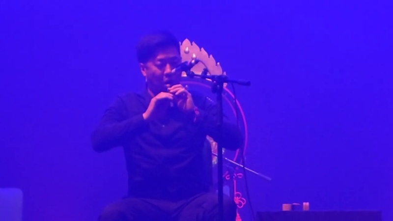 Tim Hecker Konoyo Ensemble, full set live Barcelona 01-06-2019, Primavera Sound Forum Auditori