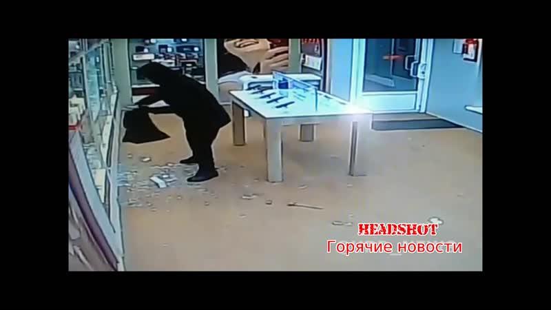 В Екатеринбурге пресечена деятельность преступного дуэта грабившего салоны сотовой связи
