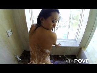 UNCENS! Alina Li, POV video. От первого лица без цензуры.