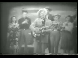 Concert - Tex Ritters Ranch Party (Collins Kids, Wanda Jackson, Carl Perkins, George Jones, Johnny Cash, Merle Travis, Patsy Cli