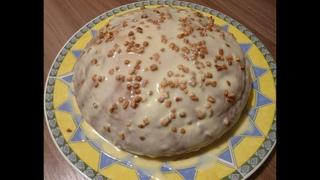 """Пирог """"А-ля торт Медовик"""" - Как приготовить 27 11 2018"""