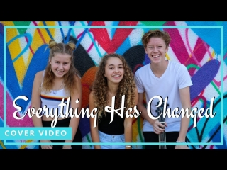 Ky Baldwin ft. Jillian Shea - Everything Has Changed (Taylor Swift ft. Ed Sheeran Cover)  Австралия | 2018