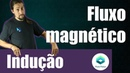 Física - Indução eletromagnética Fluxo de campo magnético