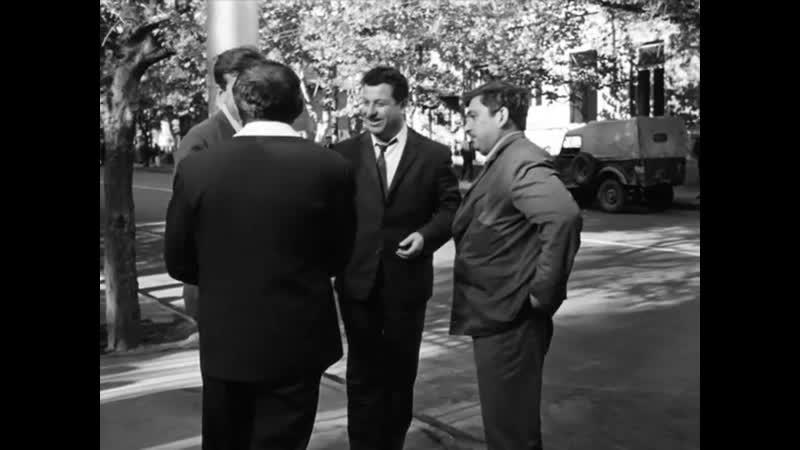 Жил певчий дрозд 1970 трагикомедия реж Отар Иоселиани