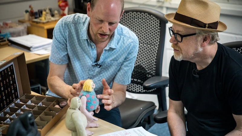 Animating Stop-Motion Characters at Aardman Animations