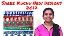 Saree Tassels I Saree Kuchu Designs I Kuchu with Beads I Gonde Designs