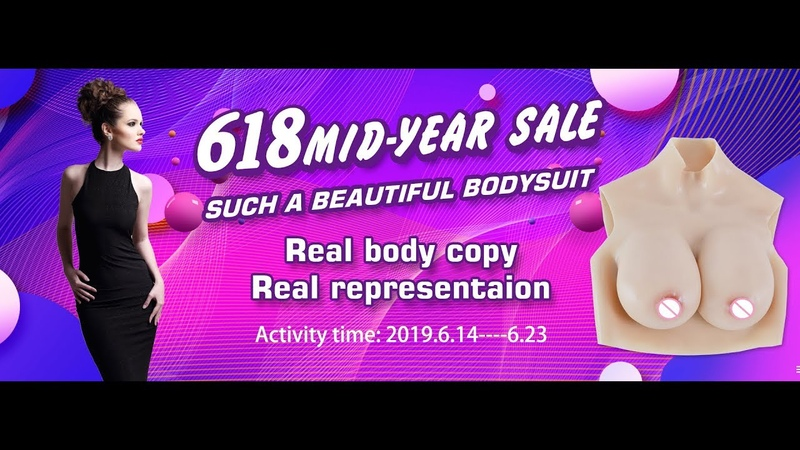 Eyung Aliexpress Mid year 6 18 promotion is coming for cosplay crossdresser and dragqueen