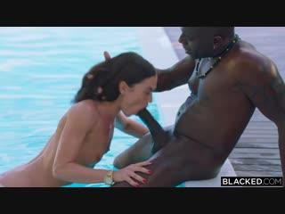 Alyssa Reece and Joss Lescaf - No More Waiting [All Sex, Hardcore, Blowjob, Black]