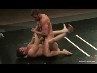 [720]  Naked Kombat - Parker London vs Logan Scott (Wrestling)