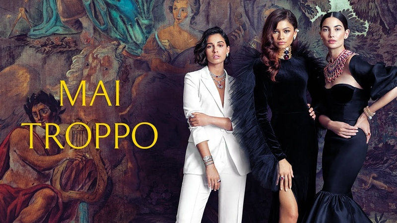 MAI TROPPO Never Too Much Bvlgari's New Brand Movie Director's Cut