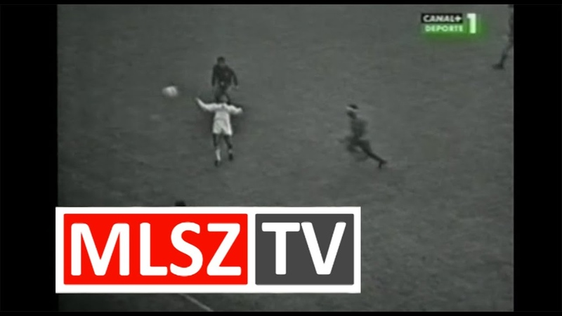 Portugália Magyarország 3 1 1966 07 13 MLSZ TV Archív