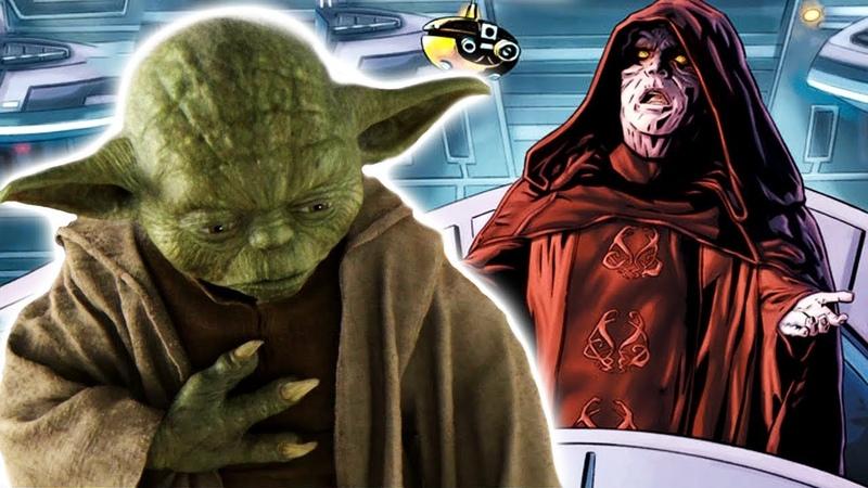 Warum konnte Yoda nicht fühlen dass Palpatine ein Sith ist