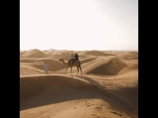 Мир дюн и удивительных впечатлений