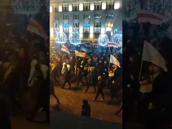 В Беларусі мітінг проти інтеграції