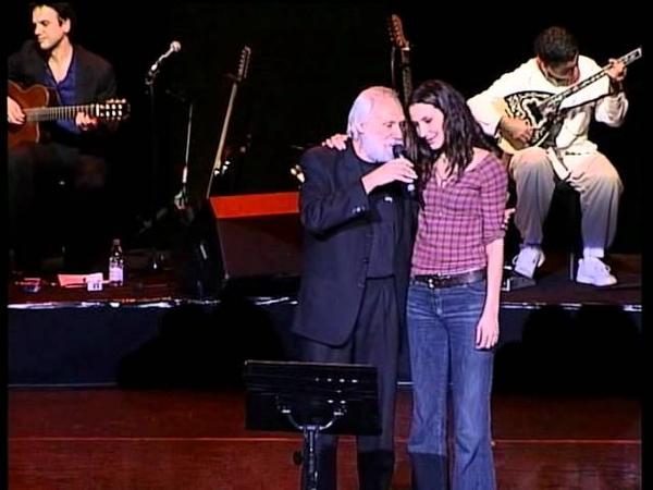 Zazie Georges Moustaki Le métèque autour de la guitare