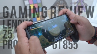 Gaming Review Lenovo Z5 Pro GT 855 Indonesia    PUBG, Asphalt 9, Lineage, Vainglory, Fornite