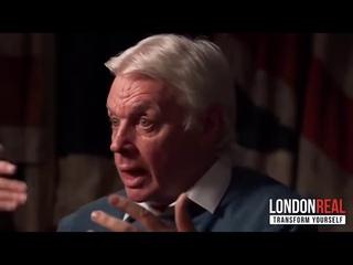 LONDON REAL sensationelles Interview mit DAVID ICKE!  Über7 Mio  Zuschauer! Must see !