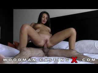 Woodman Casting X Alyssia Kent (Casting X 180 - ) Full Version r(порно, кастинг, анал, жестко, секс, порно)
