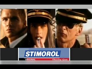 ✅STIMOROL Реклама 90-х годов👁👍Police Stop