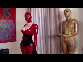 Afternoon In Latex! [Lucy Loves Latex Scene-4 | Latex Lucy & Katia Dé Lys]