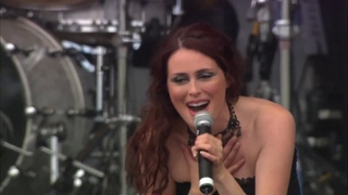 Within Temptation live at Rock Werchter 2004