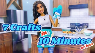 DIY - How to Make: Seven Crafts You Can Do In 10 Minutes or Less   For Beginners