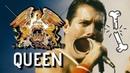 I Want To Break Free but Freddie keeps breaking his bones Queen