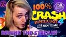 100% GEMS, WUMPAS, CRATES, NO DEATHS | CRASH 4 DEMO | DAGAMES