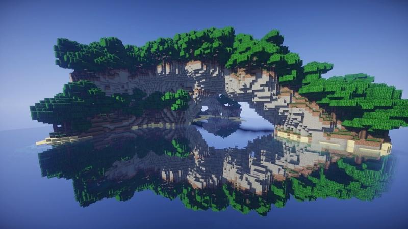 Minecraft Supernatural GLSL Intellect Natural Subliminal Affirmations