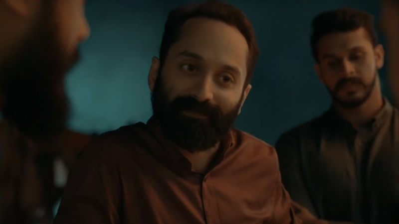 Aditi care and share- Powerfulmessage of love and sharing -Fahadh Faasil