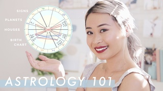 Astrology for Beginners: How to Read a Birth Chart 🌝